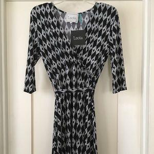 NWT Leota Wrap Dress